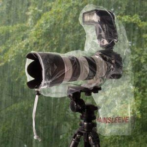 Op/Tech USA - Rainsleeve with Flash