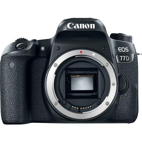 מצלמת רפלקס Canon EOS 77D גוף בלבד