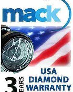 3 שנות הרחבת אחריות 1822 Mack Diamond לציוד עד 6000$
