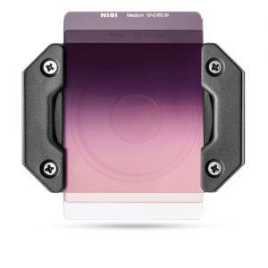 מערכת פילטרים מקצועית לסמארטפון NiSi P1