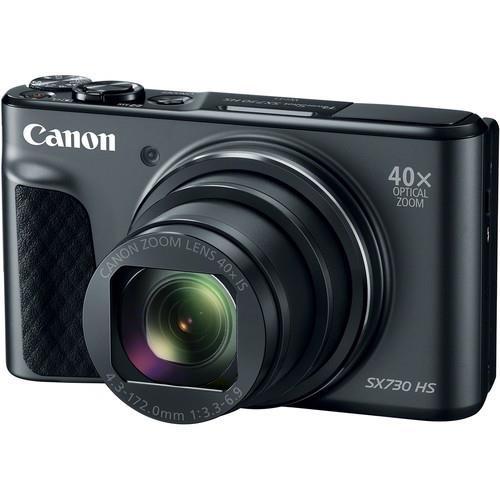 מצלמה קומפקטית Canon PowerShot SX730 HS