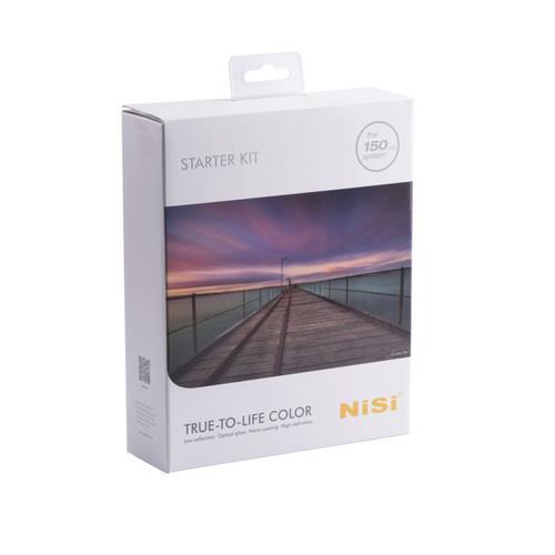 ערכת פילטרים NiSi Starter Kit 150mm