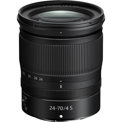 עדשה Nikon NIKKOR Z 24-70mm f/4 S