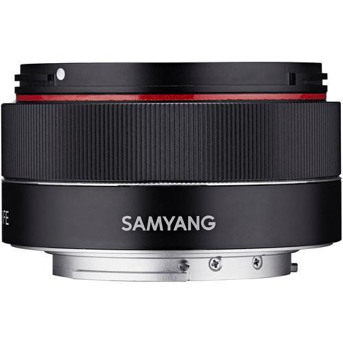 עדשה Samyang 35mm f/2.8 FE למצלמות Sony