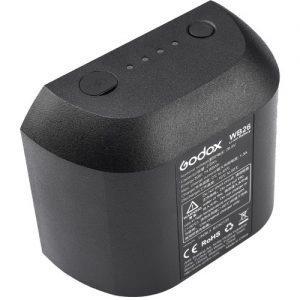 סוללה Godox WB26 for AD600Pro - לא במלאי