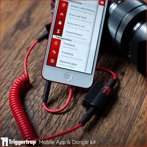 Triggertrap Mobile Kit Canon N3 שלט