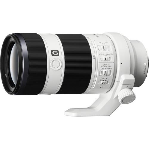 עדשה Sony FE 70-200mm f/4 G OSS
