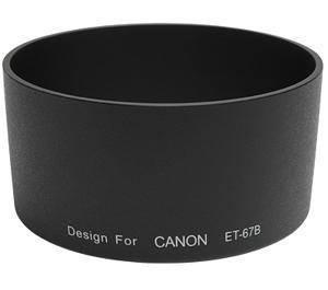 ET-67B מגן שמש חליפי לעדשת Canon EF-S 60mm f/2.8 Macro