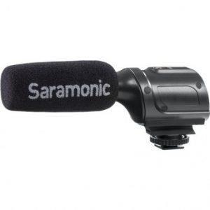 מיקרופון מונו למצלמה Saramonic sr-pmic1