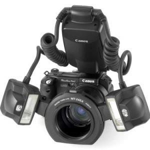 טבעת פלאש Canon MT 24EX קנון