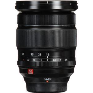 עדשה Fuji XF 16-55mm f/2.8 R LM WR