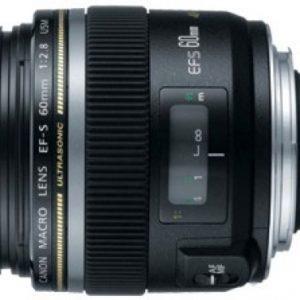 עדשה Canon EF-S 60mm f/2.8 Macro USM