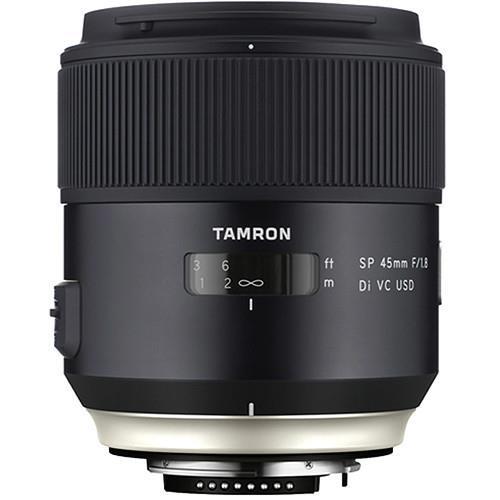 עדשה Tamron SP 45mm f/1.8 Di vc usd למצלמות Canon