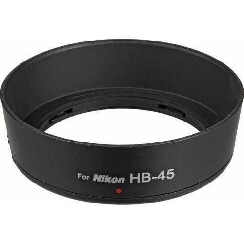 HB-45 מגן שמש חליפי לעדשת Nikon 18-55mm f/3.5-5.6