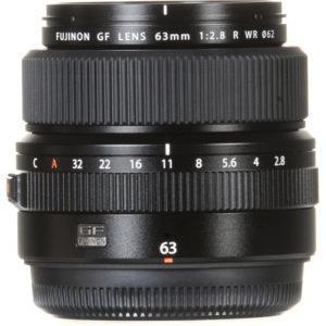 עדשה Fuji GF 63mm f/2.8 R WR