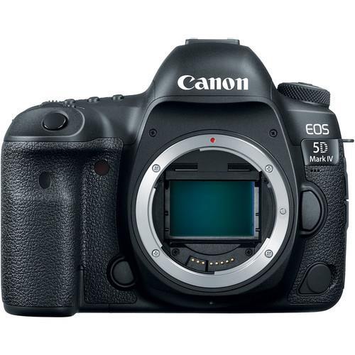מצלמת רפלקס Canon EOS 5D MARK IV גוף בלבד - KARAT