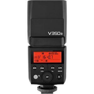פלאש Godox V350s למצלמות Sony