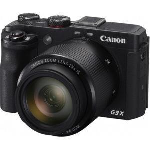 מצלמה דמוי SLR Canon PowerShot G3 X
