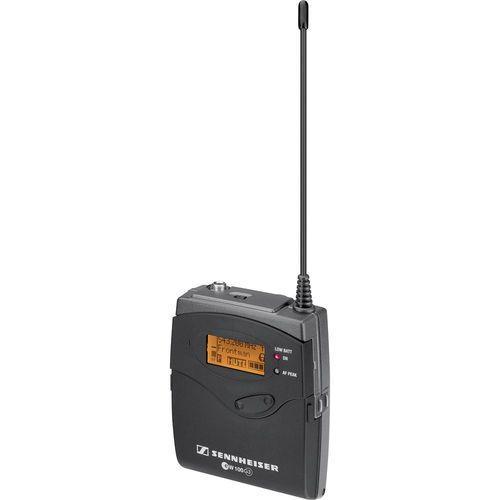 משדר למיקרופון אלחוטי Sennheiser SK 100 G3 Wireless Transmitter Body Pack