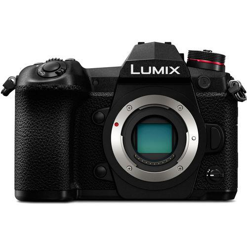 מצלמה ללא מראה Panasonic Lumix DC-G9 גוף בלבד