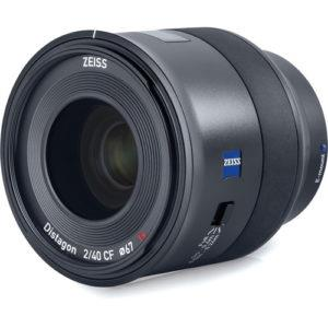 עדשה Zeiss Batis 40mm f/2 CF למצלמות Sony