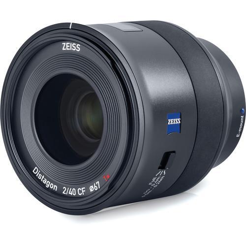 עדשה Zeiss Batis 40mm f/2 CF למצלמות Sony