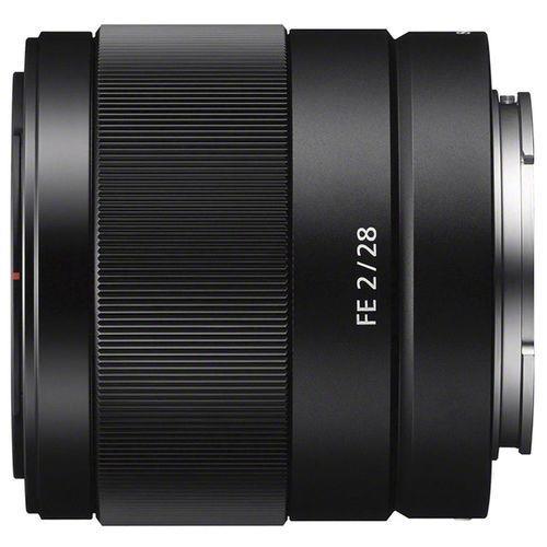 עדשה Sony FE 28mm f/2 Lens