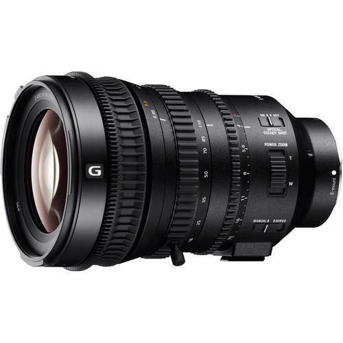 עדשה Sony E PZ 18-110mm f/4 G OSS