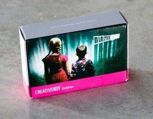 Creative Backdrop Kit for Light Blaster Strobe