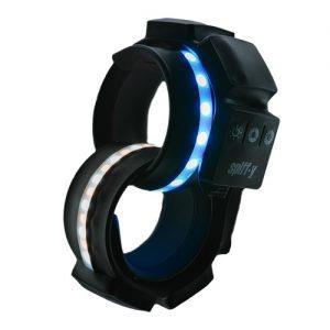 ערכת זוג צמידי תאורה Lumiee RGB + Bi-Color