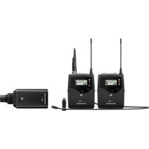 מערכת מיקרופון אלחוטית למצלמה Sennheiser EW 500 FILM G4