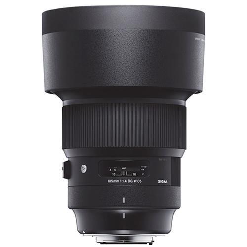 עדשה Sigma 105mm f/1.4 DG HSM Art למצלמות Sony
