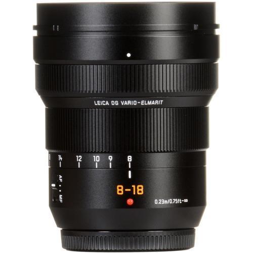 עדשה Panasonic Leica DG Vario-Elmarit 8-18mm f/2.8-4 ASPH