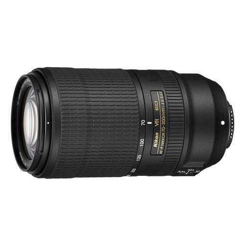 עדשה Nikon AF-P Nikkor 70-300mm f/4.5-5.6E ED VR
