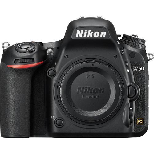 מצלמת רפלקס Nikon D750 DSLR - גוף בלבד