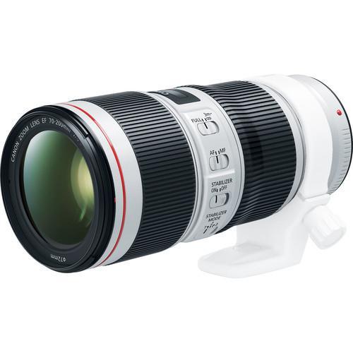 עדשה Canon EF 70-200mm f/4L IS II USM