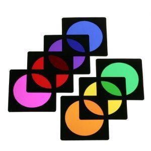 סט ג'לים Rimelite 7 Color Filter CF 8011