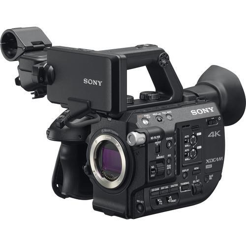 מצלמת וידאו Sony PXW-FS5 Mark II - גוף בלבד