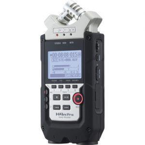 מקליט סאונד מקצועי Zoom h4n Pro Handy