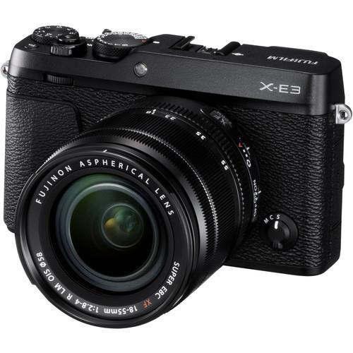 קיט מצלמה ללא מראה Fujifilm X-E3+18-55 f/2.8-4