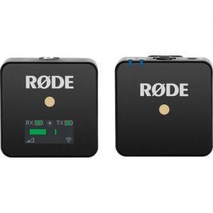 ערכה אלחוטית Rode Wireless GO