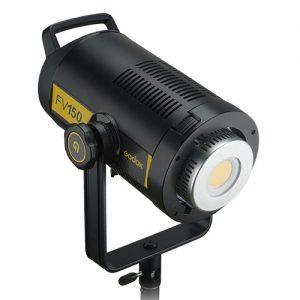 פלאש לד / תאורה רציפה Godox FV150 HSS Flash LED Light