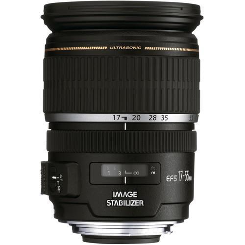 עדשה Canon EF-S 17-55mm f/2.8 IS USM