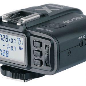 משדר Godox X1-C TTL Transmitter למצלמות Canon