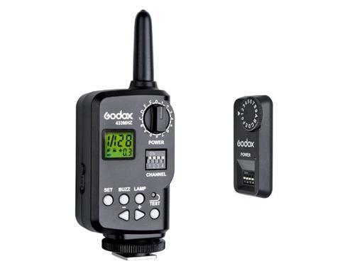 סט משדר מקלט FT16S לפלאש Godox VING V/860 / 850
