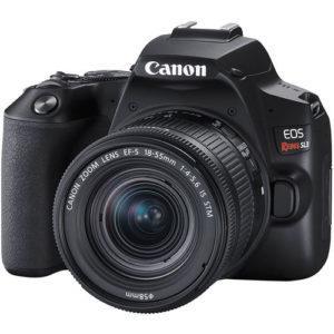 קיט מצלמת רפלקס Canon EOS Rebal SL3 / 250D+18-55 III