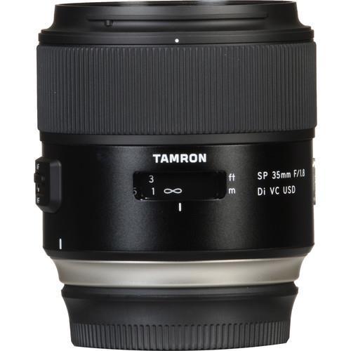 עדשה Tamron SP 35mm f/1.8 Di VC USD למצלמות Canon