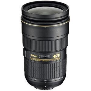 עדשה Nikon AF-S NIKKOR 24-70mm f/2.8G ED