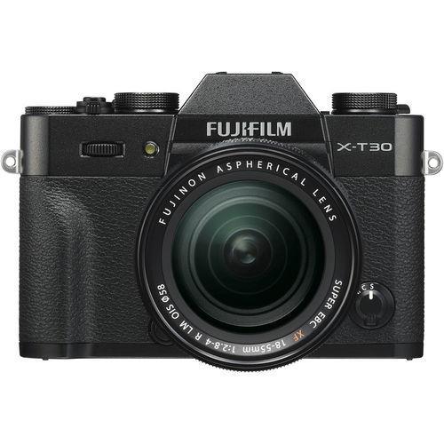 קיט מצלמה ללא מראה Fuji X-T30+18-55mm