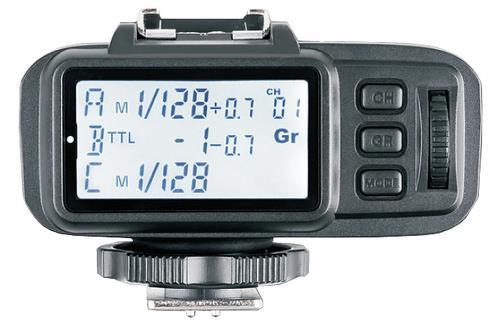משדר Godox X1-S TTL Transmitter למצלמות Sony